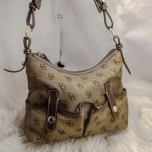 Poor condition Dooney & Bourke purse handbag